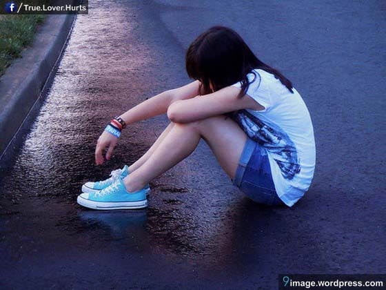 alone-girl-road-track-cry-waiting-someone-onpicx.com | 9 ...
