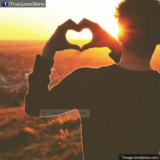 Alone-guy-heat-sunset-love-making_onpicx.com