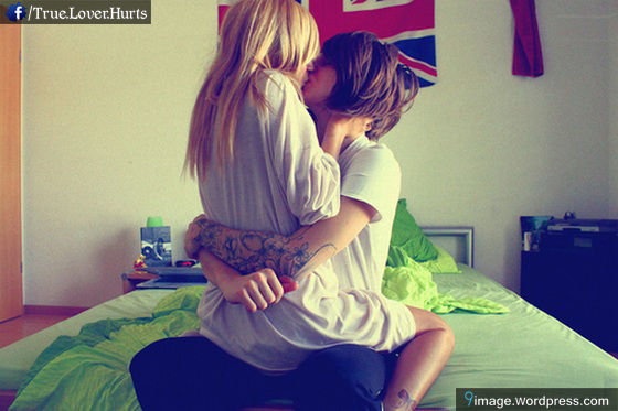 Sweet Lovecouples Emo Boy Kiss Romantic Blonde Girl Couple Lovers Lovepicturex Blogspot Com