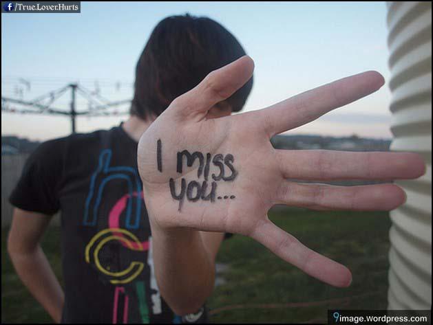 Miss you boy