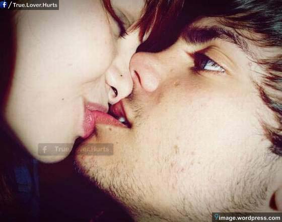 Hot kissing images of couple